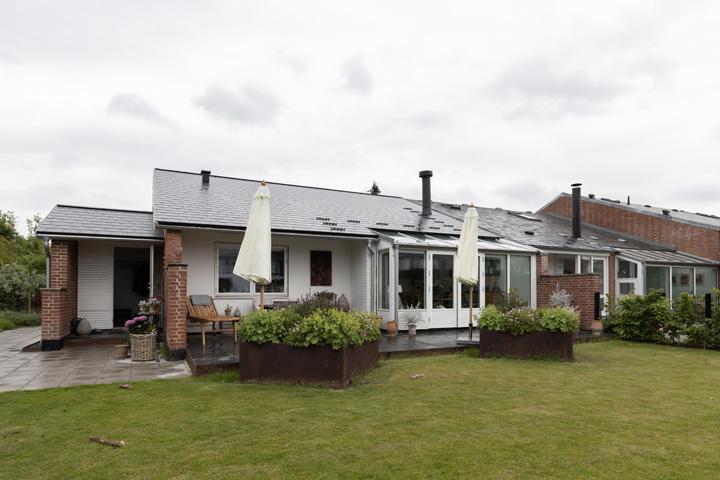 デンマークのお宅訪問 vol.1 「サンルームのある家」 写真